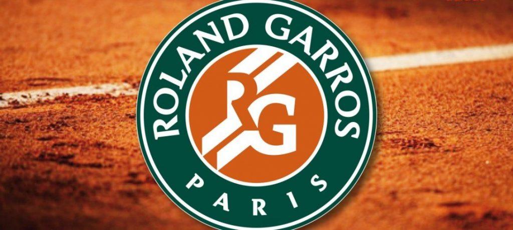 Logo oficial Roland Garros