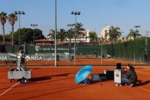 Pista del ITF Tenis Valencia