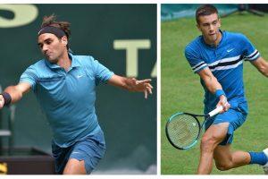 Previa Federer Coric ATP 500 Halle