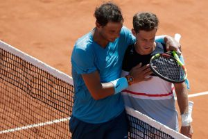 Jugadores que ganaron un set a Rafa Nadal en Roland Garros