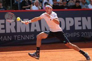 Leonardo Mayer finalista de Hamburgo por tercera vez ! Foto: @ATPWorldTour