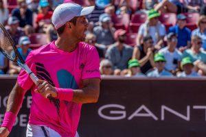 Verdasco en el ATP 250 de Bastad