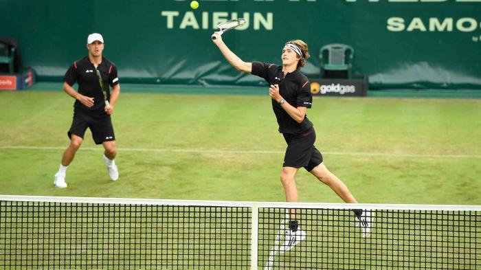 Hermanos con título ATP
