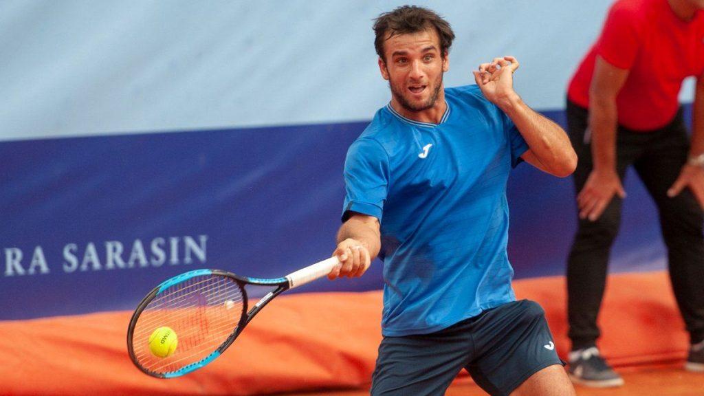 Oriol Roca Batalla consigue el primer triunfo ATP en Gstaad