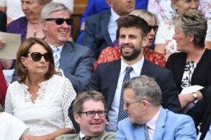 Pique entre el público disfrutando de Wimbledon