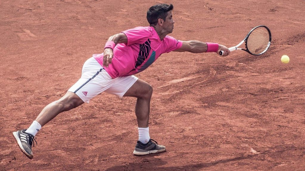 Verdasco en el debut del ATP 250 Bastad
