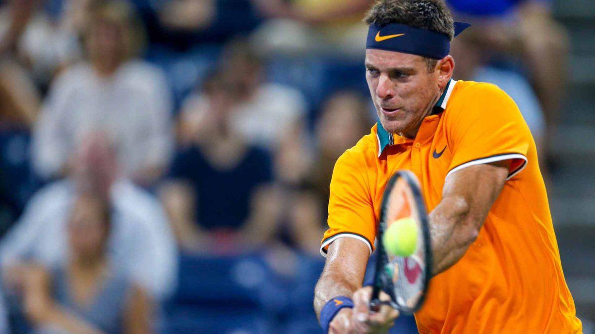 Debut y triunfo de Juan Martín del Potro en US Open 2018 | Foto: @ATPWorldTour
