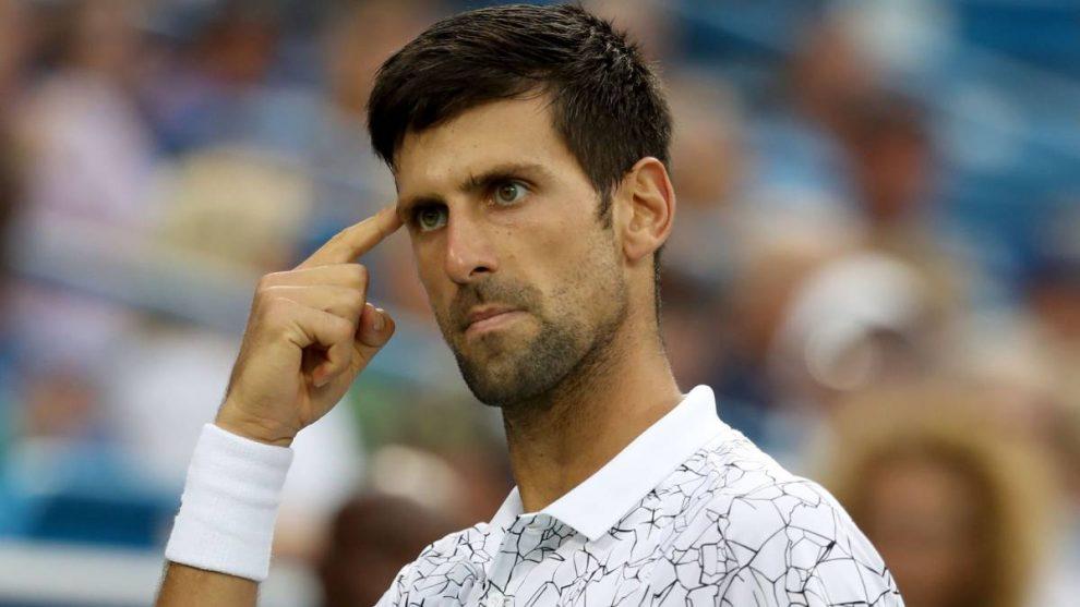 Novak Djokovic mejor de la historia
