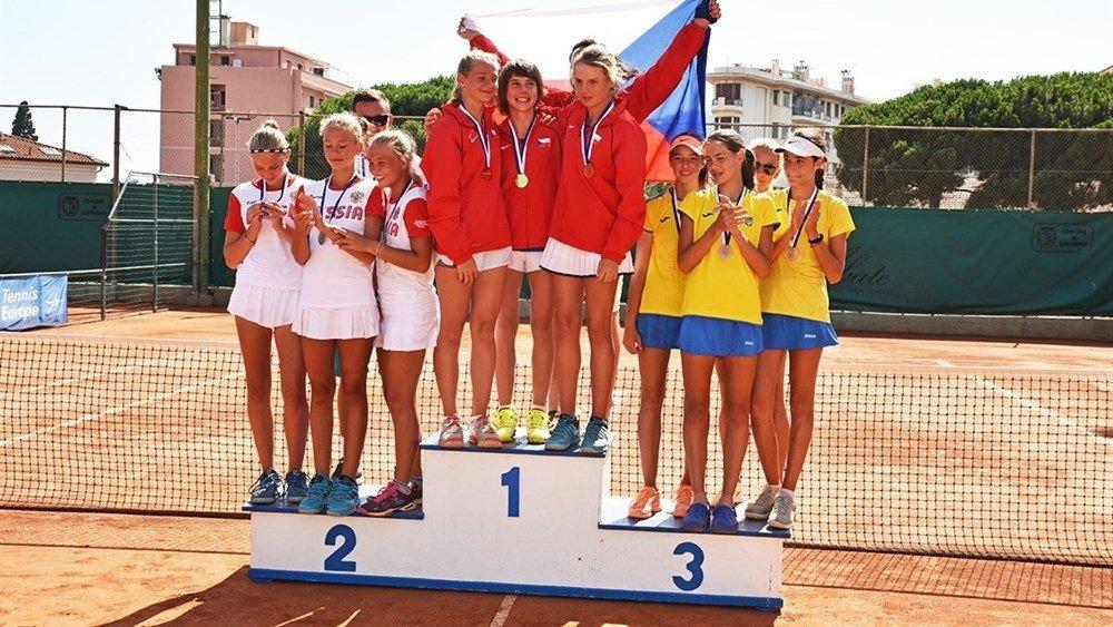 Rusia, República Checa y Ucrania, las clasificadas en las eliminatorias europeas ! Foto: itftennis.com