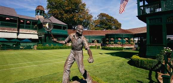 Salón de la fama del tenis