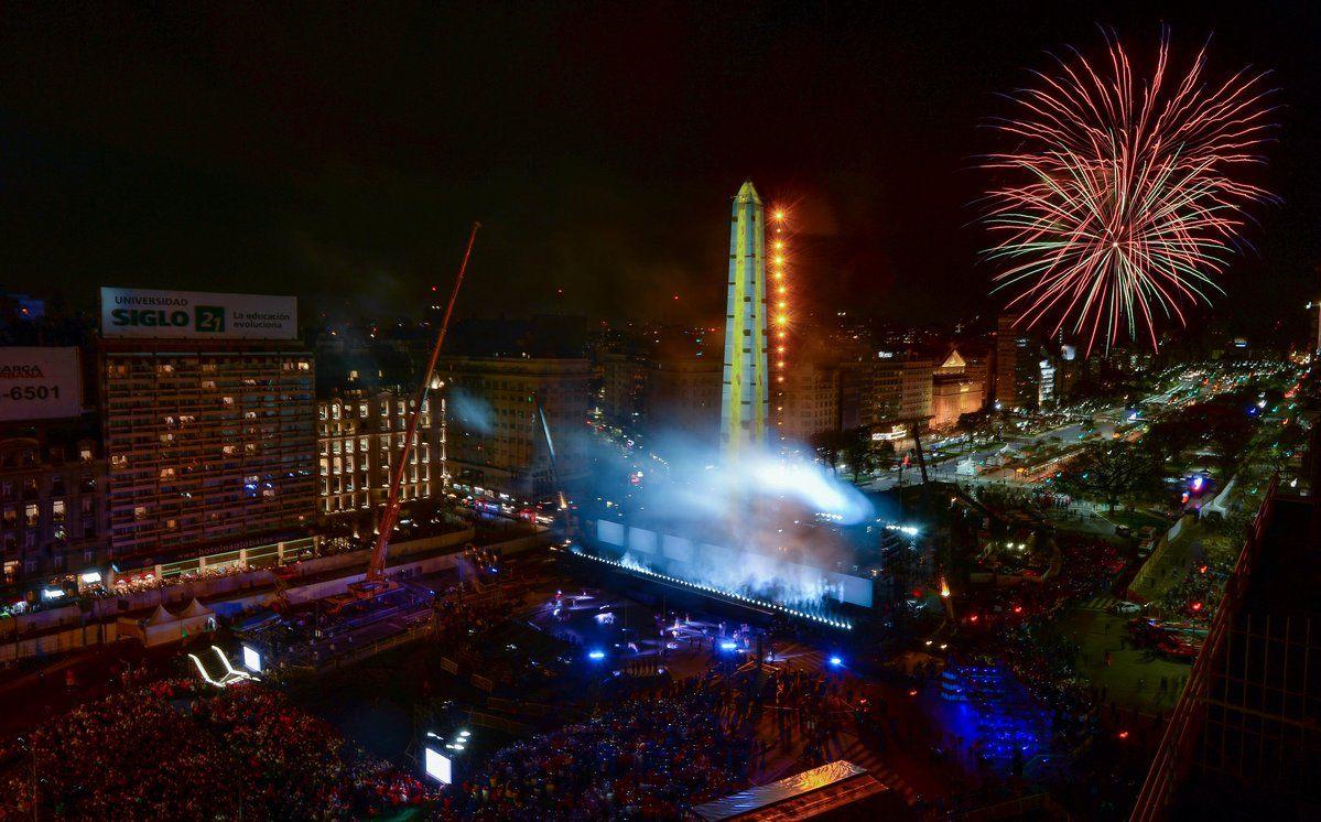 Imagen de la Ceremonia Inaugural Buenos Aires 2018 | Foto: @Buenos Aires2018