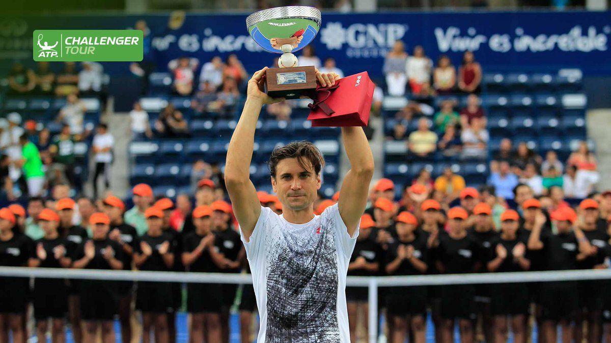 Ferrer levanta el título del Challenger de Monterrey