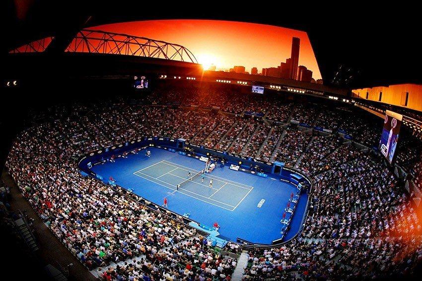 Pista Open Australia