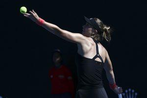 Paula Badosa Open Australia 2019