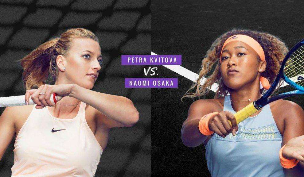 Kvitova Osaka previa final Open Australia 2019