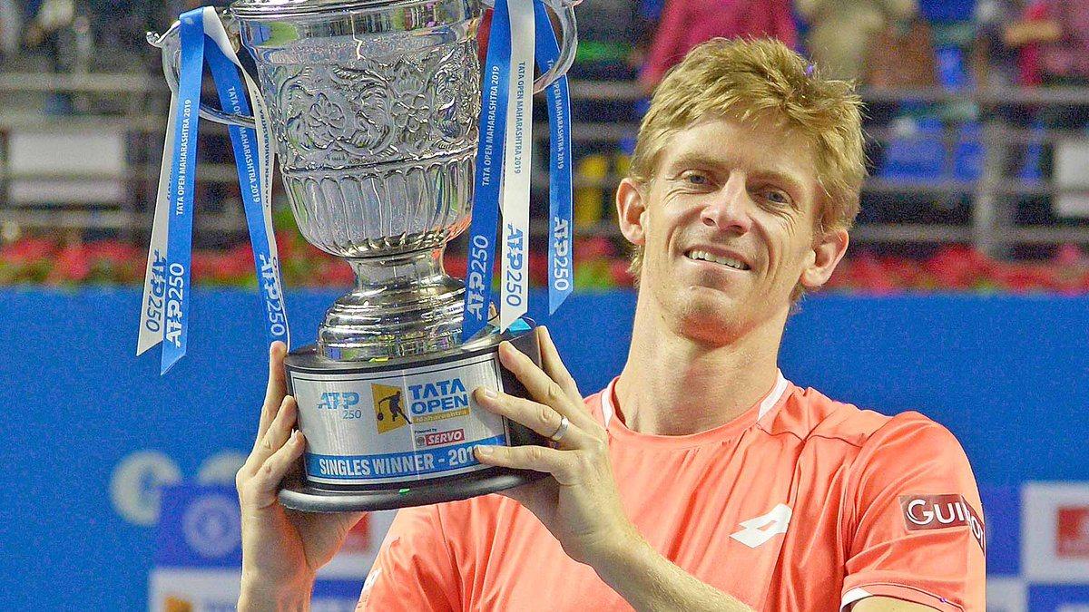 Kevin Anderson levanta el título en el ATP de Pune