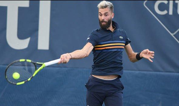 Jugadores con más partidos ATP jugados en 2019