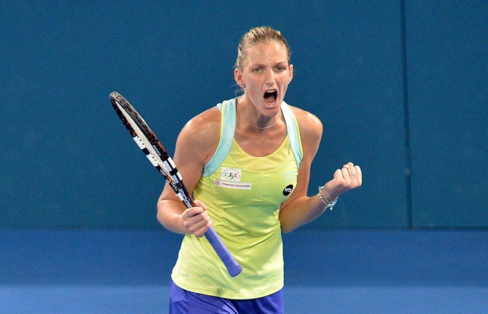 Ka. Pliskova Open Australia