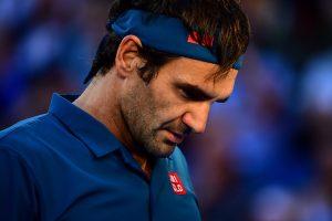Federer Open Australia