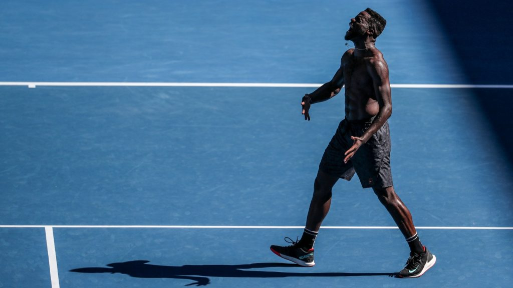 Frances Tiafoe Open Australia