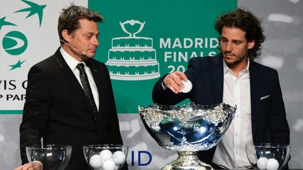 Gastón Gaudio Copa Davis