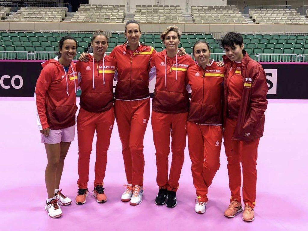 España Fed Cup 2019