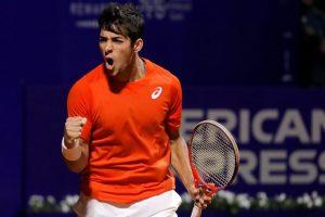 Garín ATP Buenos Aires