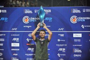 Juan Ignacio Londero ATP Córdoba