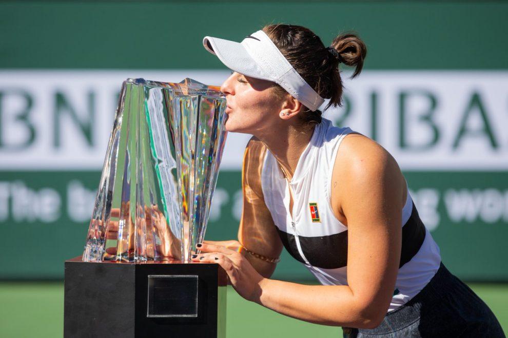 Bianca Andreescu título Indian Wells 2019