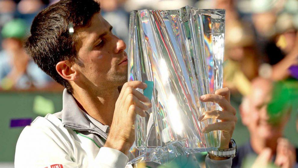 Jugadores con más títulos Indian Wells
