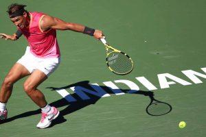 Rafa Nadal Indian Wells 2019
