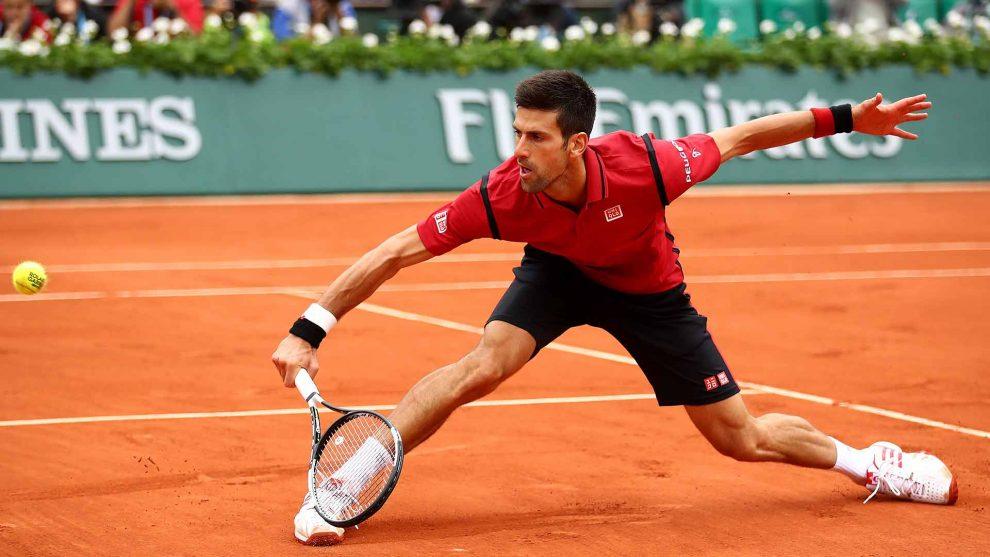 Djokovic Roland Garros