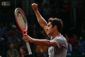 Christian Garín ATP Houston