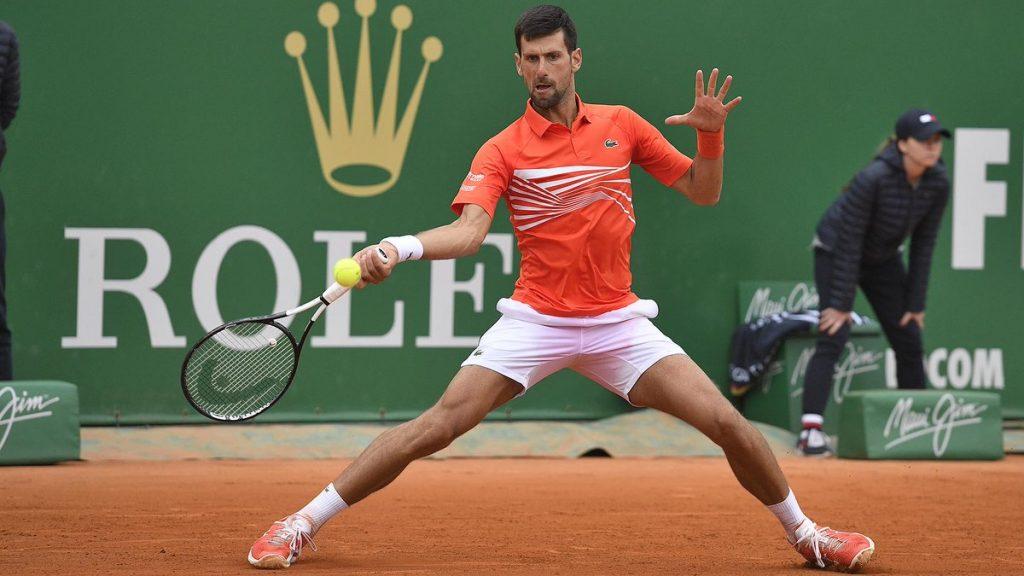 Djokovic Masters 1000 Montecarlo