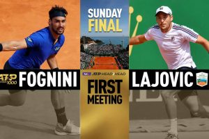 Fognini y Lajovic final Masters 1000 Montecarlo