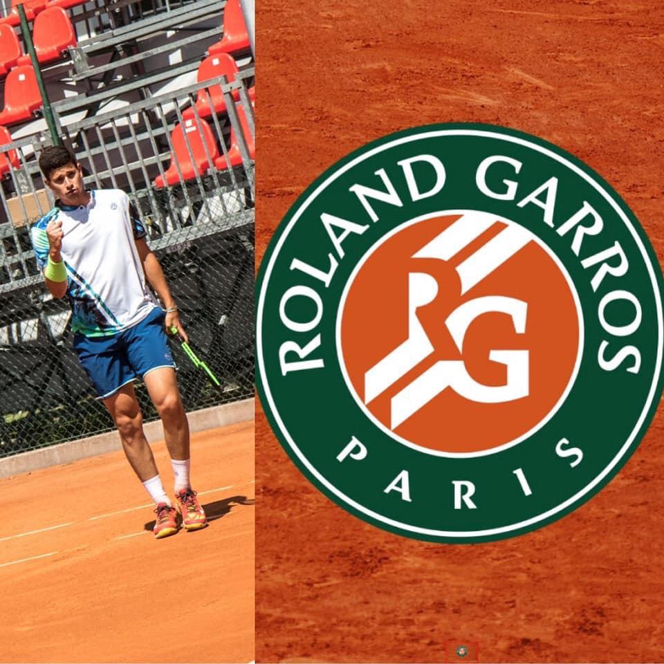 David Vega sobre Roland Garros