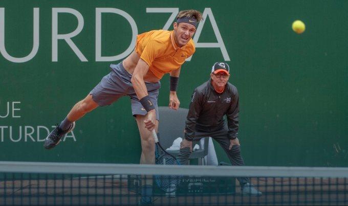 Nicolás Jarry ATP 250 Ginebra