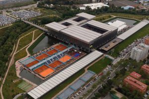Instalaciones Mutua Madrid Open