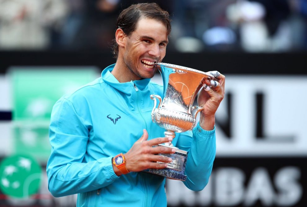 Nadal título Masters 1000 Roma 2019