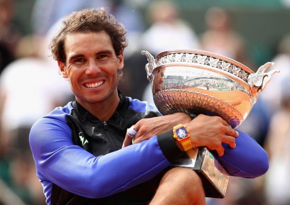 Jugadores con más títulos en Roland Garros