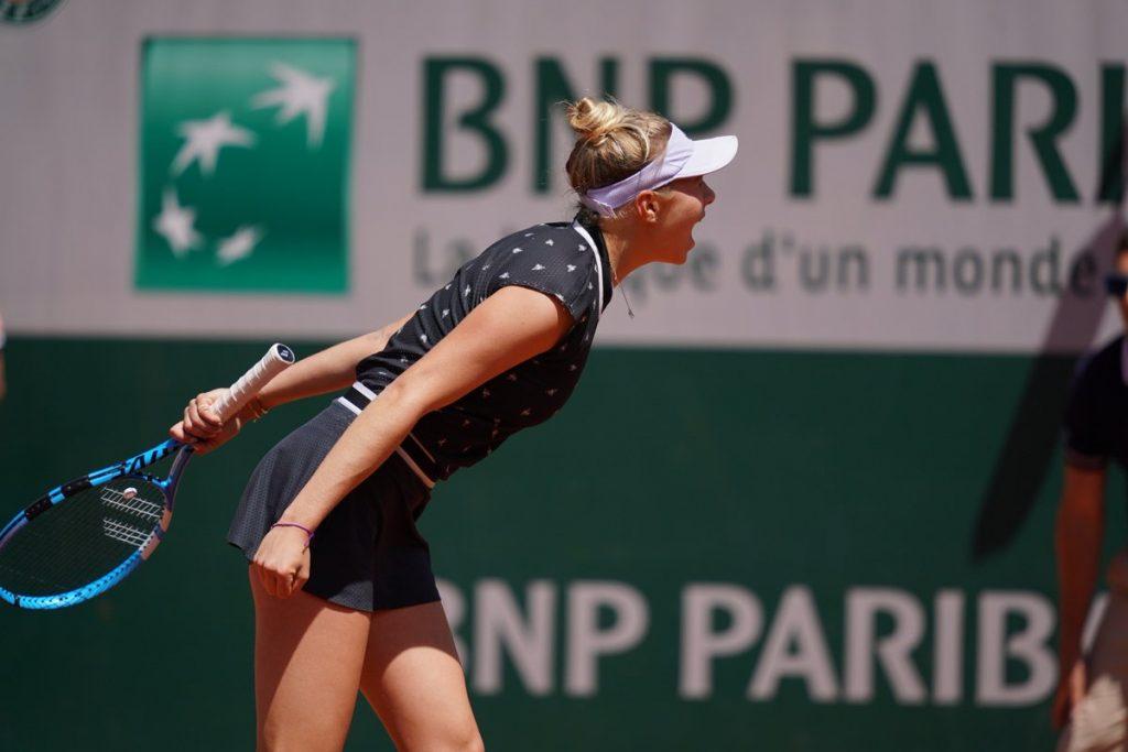 Amanda Anisimova Roland Garros