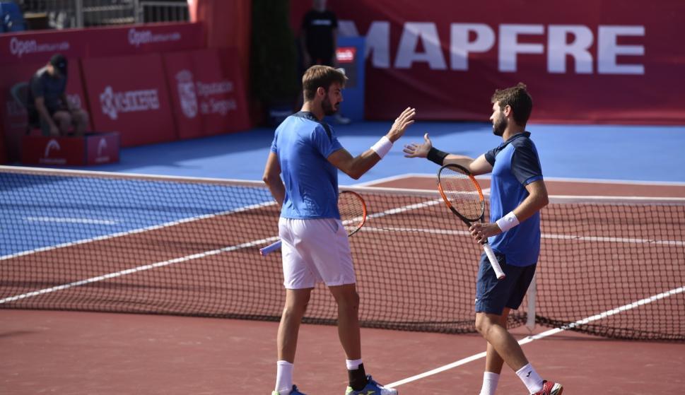 Marcel y Gerard Granollers Challenger El Espinar