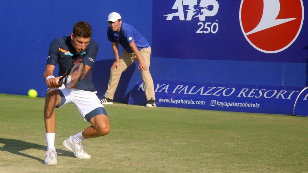 Resultados ATP 250 Antalya 2019