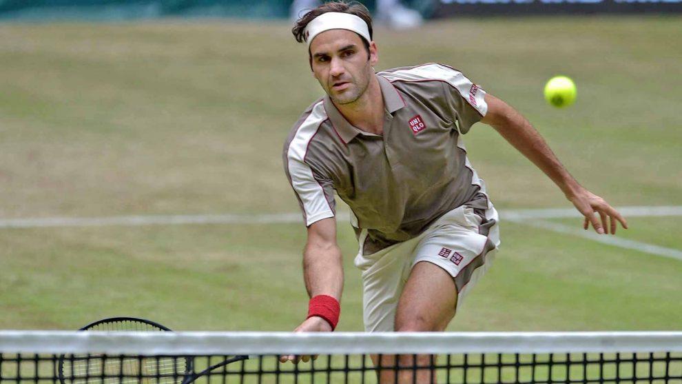 Tenistas con más finales en torneos de hierba