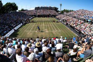 Pista central ATP 250 Stuttgart