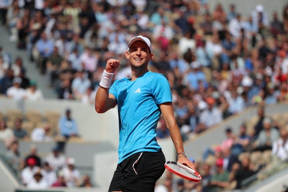 Thiem Roland Garros