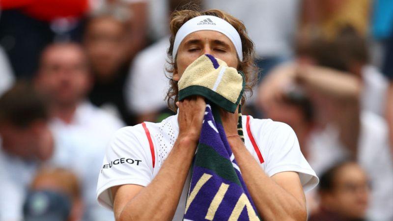 Las decepciones de la primera semana en Wimbledon 2019