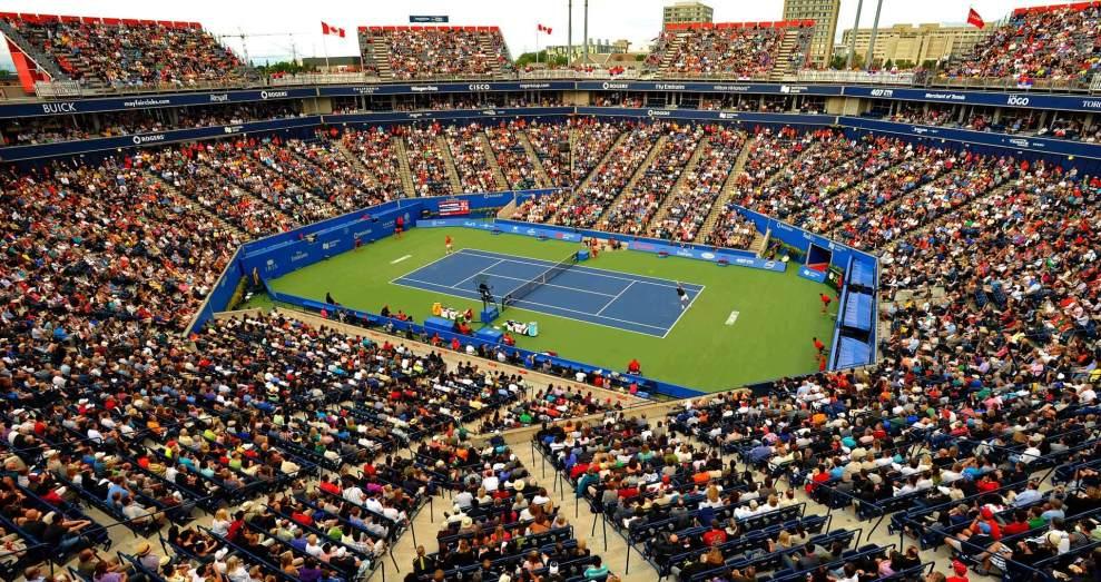 Entry list Masters 1000 Toronto 2019