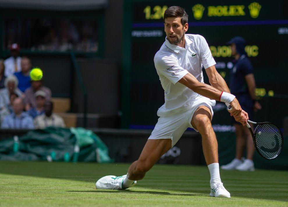 Resultados Wimbledon 2019