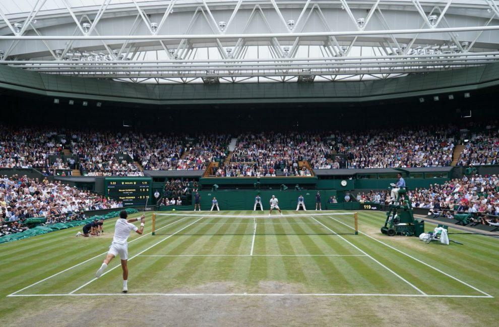 Wimbledon regla tie break